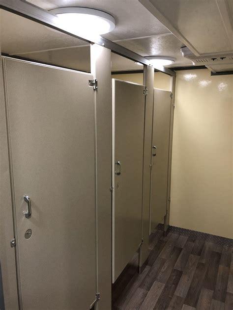 portable restroom trailers  sale portable bathroom