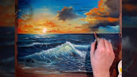 year sunrise pastel drawing drawholic youtube