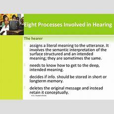 Week 2 Teaching Listening Comprehension