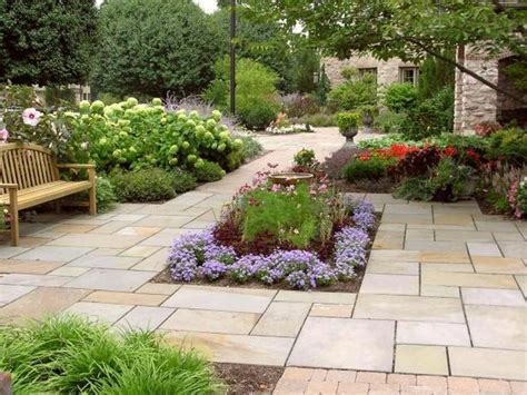 landscape around patio patio landscaping pictures and ideas