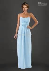 5th wedding anniversary gift light blue bridesmaid dress with floor lengthcherry cherry