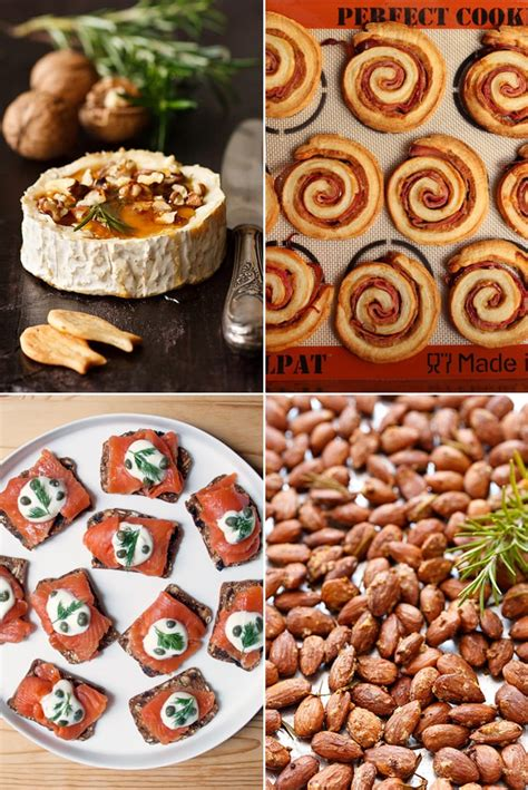 christmas appetizer recipes popsugar food