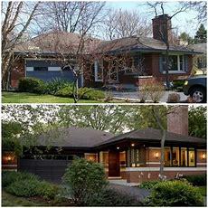 Prairie Modern, Ranch House Remodel  Mid Century Modern