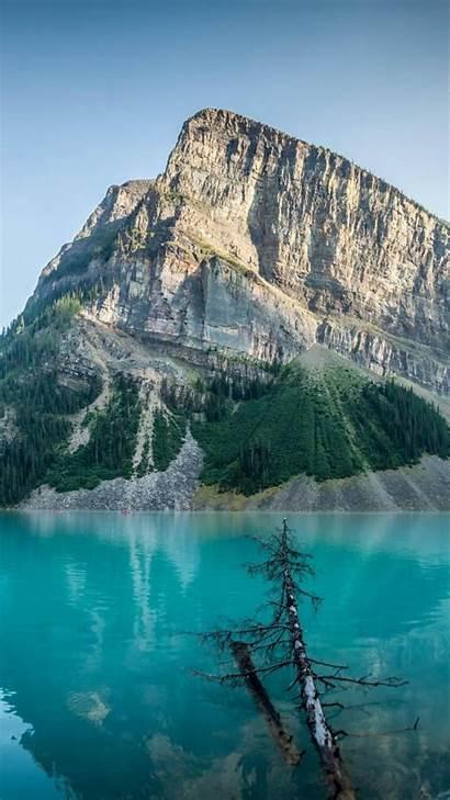 4k Travel Wallpapers Lake Louise Mountain Nature