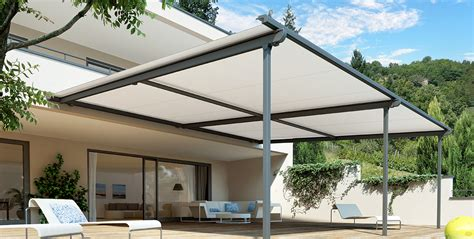 pergola terrace awnings sun protection  stobag