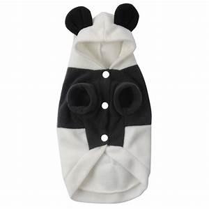 warm panda costume for dogslarge dog winter clothes panda 362a1edbe9c
