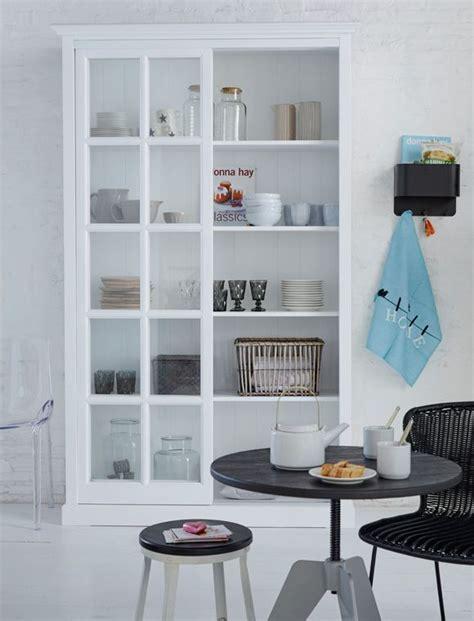 weißer kleiderschrank günstig wei 223 e vitrinenschrank mit 4 f 228 chern 699 00 sideboard