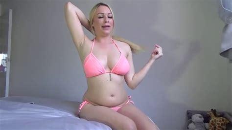 Chubby Weight Gain Girl
