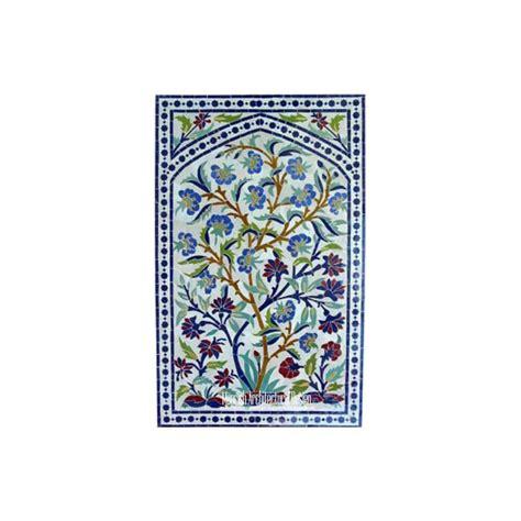 kitchen backsplash mosaic tile mural moroccan kitchen tiles