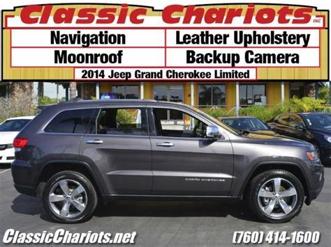 soldused suv    jeep grand cherokee