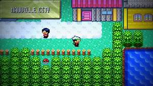Pokemon Emerald How To Get Hm Rock Smash Youtube