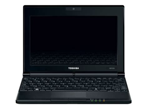 Downloads Laptop&PC Drivers Toshiba NB500 Netbook for
