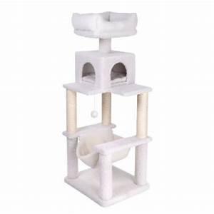 Arbre A Chat Solide : arbre chat entre 1 40 m et 1 60 m de haut zooplus ~ Mglfilm.com Idées de Décoration