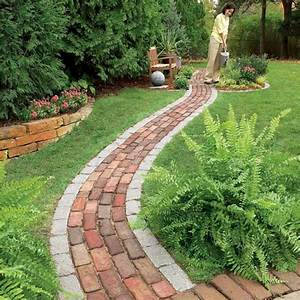 Gartenwege Gunstig Gestalten Naturstein Gartenwege Beispiele Mit