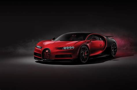Official Bugatti Website