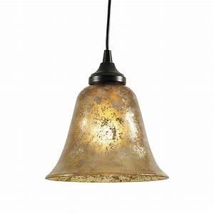 Glass pendant shade adapter recessed can light ballard