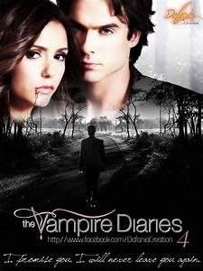 The Vampire Diaries season 4 poster by DafaniaCreation on ...