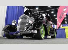 Lee Morrow 1934 Ford Hot Rod Street Rod Roush TCI
