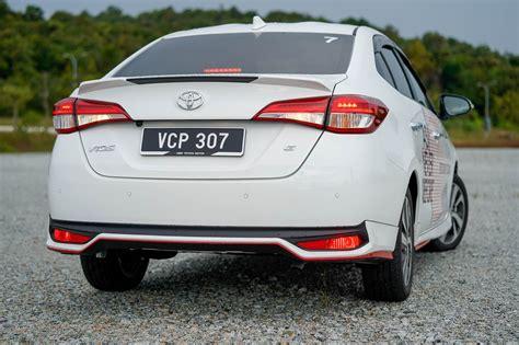 video  toyota vios facelift    malaysia