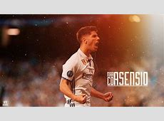 Wallpaper Marco Asensio, Footballer, Spanish, Real Madrid