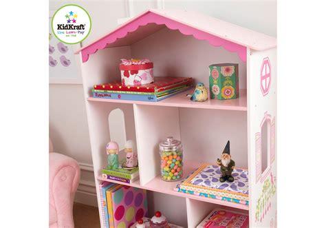 KidKraft Dollhouse Cottage Bookcase 14604 skapis ar ...