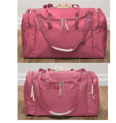 jon hart designs personalized large square duffel bag