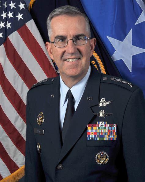 Commander> U.s. Strategic Command > Bio Article View