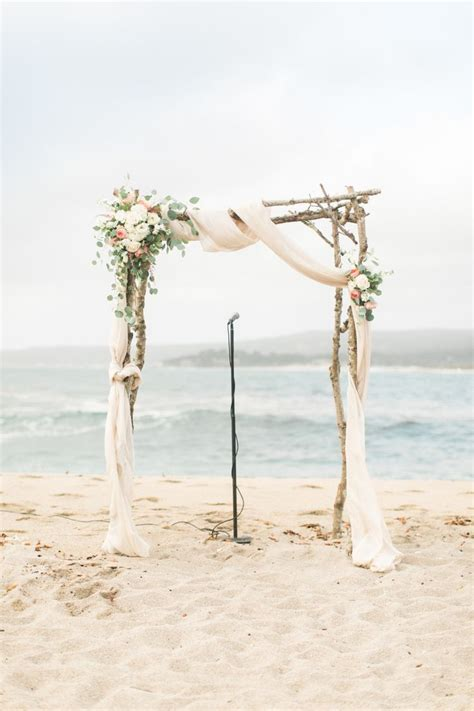 ideas  beach wedding arches  pinterest