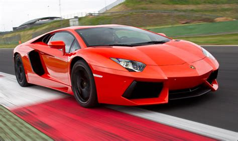 The Lamborghini Aventador Is Sex On Four Wheels