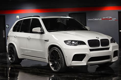 Bmw M For Sale by Black White Bmw X5 M For Sale Autoevolution