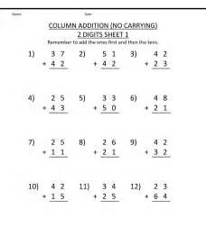 1st Grade Math Worksheets Printable