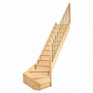 Rampe Escalier Lapeyre : bien choisir votre escalier en bois bricolage creation loisirs pinterest lapeyre ~ Carolinahurricanesstore.com Idées de Décoration