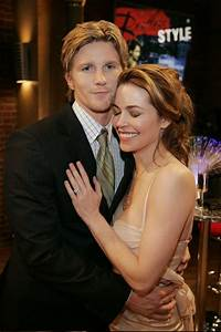 Thad Luckinbill and Amelia Heinle in 2008. #tbt #YR ...