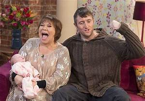 Tina Malone introduces baby daughter Flame to the world ...
