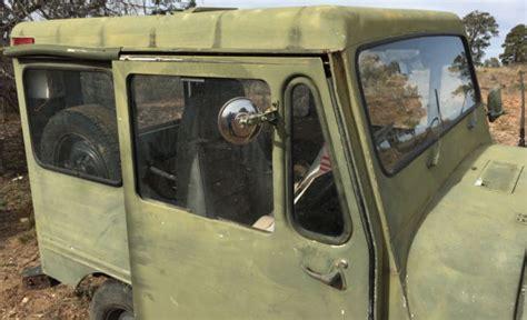 rhd postal  hand drive dispatcher mail jeep dj