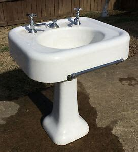 rare early  antique vintage seperate faucet kohler