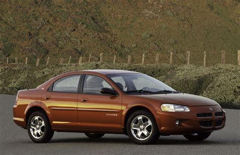 2003 Dodge Stratus Picturesphotos Gallery  Green Car Reports