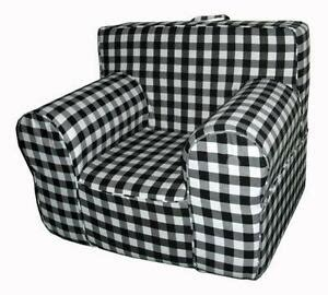 Pottery Barn Anywhere Chair Slipcover by Pottery Barn Chair Slipcover Ebay