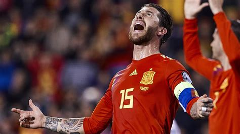 football news sergio ramos penalty sees norway euro qualifying