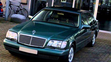 Mercedes Benz S600 V12 W140 1996