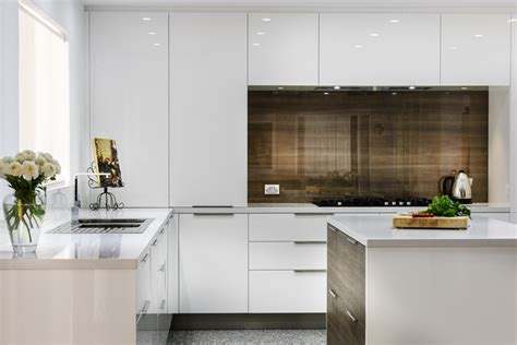 modern australian kitchen designs services carpenter company 7576