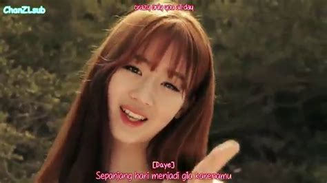 Berry Good  Because Of You (indo Sub) Youtube