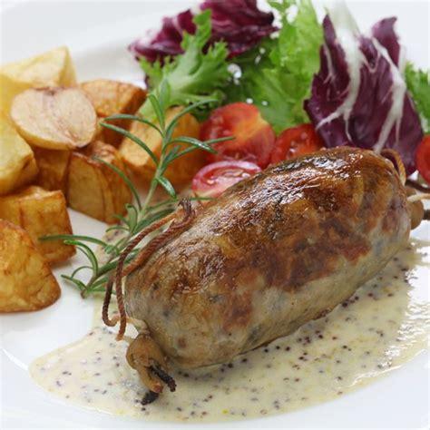 id馥 recette cuisine recette andouillette sauce moutarde