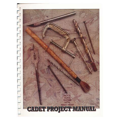 cadet counselors cadet project manual