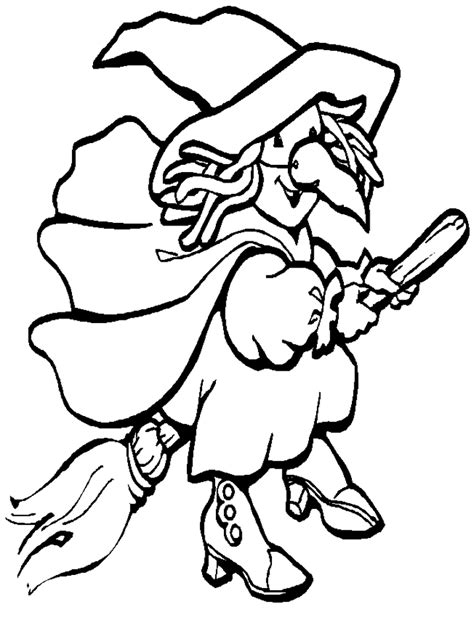 witch coloring pages  coloring pages