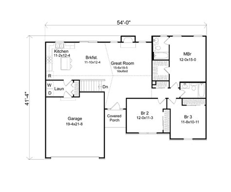 house plans with mudroom seymour mill ranch home plan 058d 0170 house plans and more