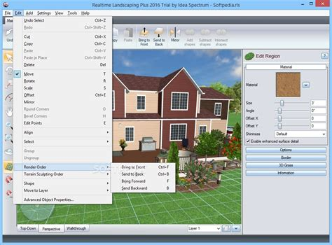 free landscape design software 22 wonderful landscape design software free linux izvipi com