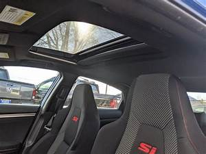 2017 Honda Civic Si Manual Fwd 4dr Car H8166