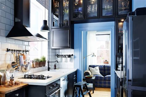 petites cuisines ikea small space kitchen