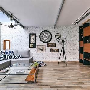 55, Brick, Wall, Interior, Design, Ideas
